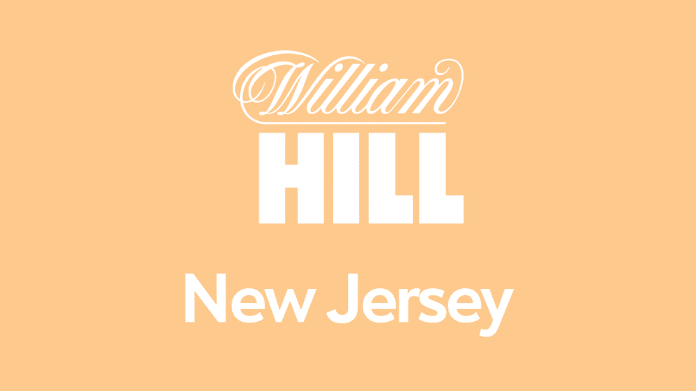 Get $150 + $10 at William Hill (NJ)