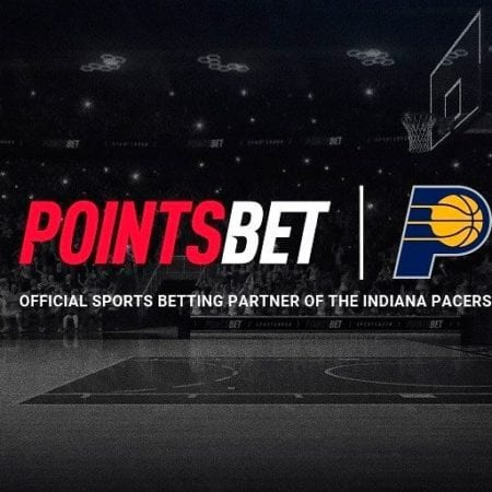 PointsBet agree sponsorship deal with Indiana Pacers