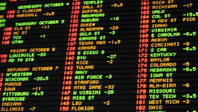 Photo of Sportsbooks the bright spot as gaming in Nevada continues to tank